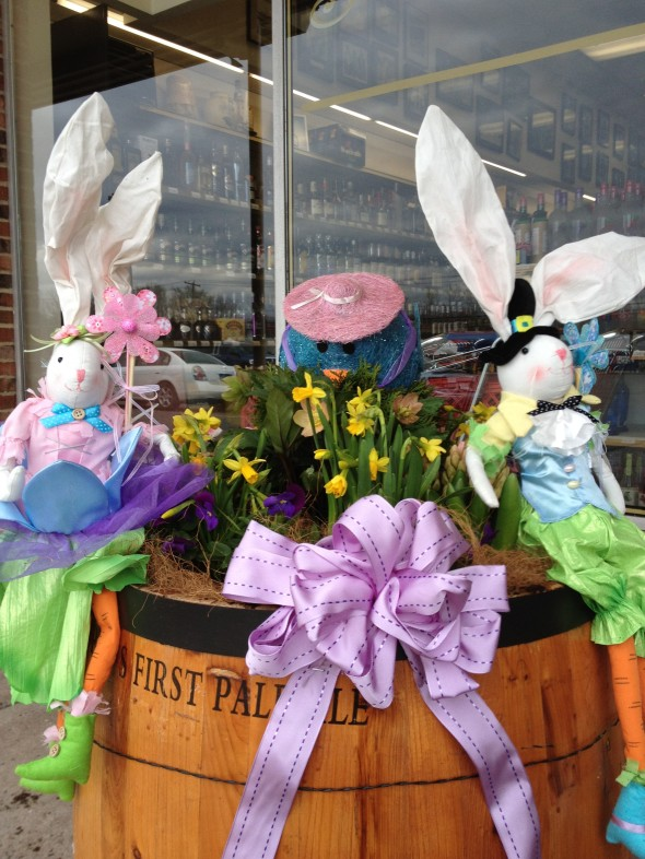 Easter Theme for East Windsor Business Client