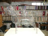Dog Wire Form