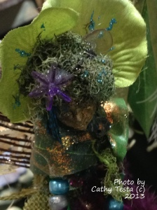 A Fairy Doll by Shauna Shane, Artist