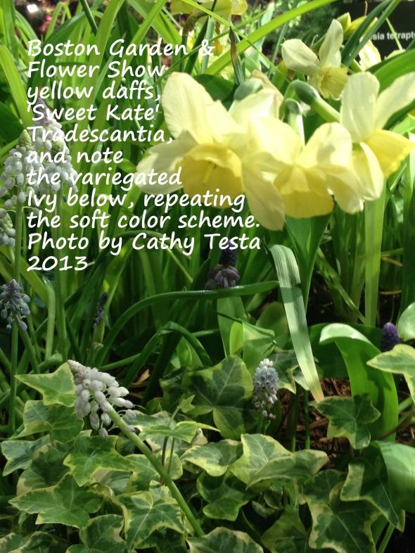 Softly repeating yellows