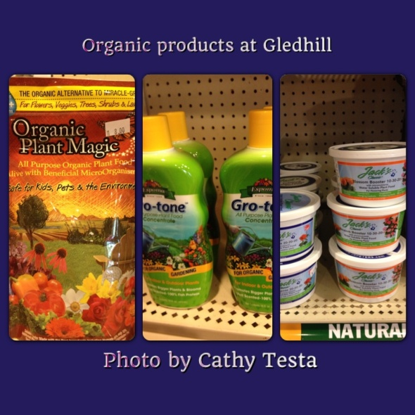 Organically at Gledhill