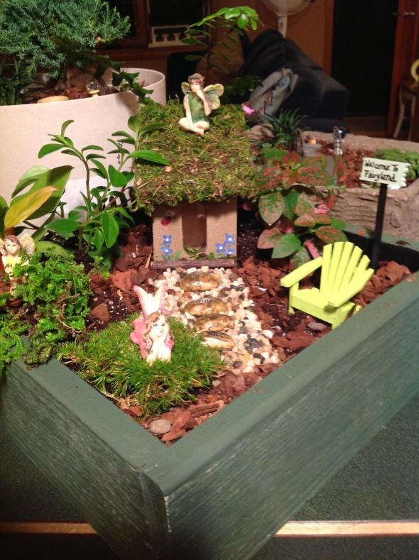 Fairy land Scene