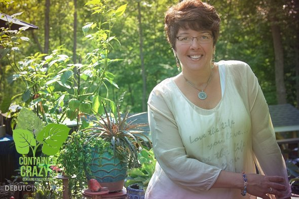 Cathy Testa, Container Garden Designer in Connecticut