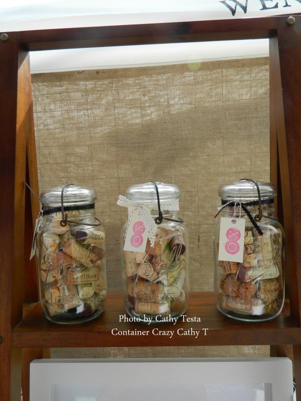 Storage Mason Jars