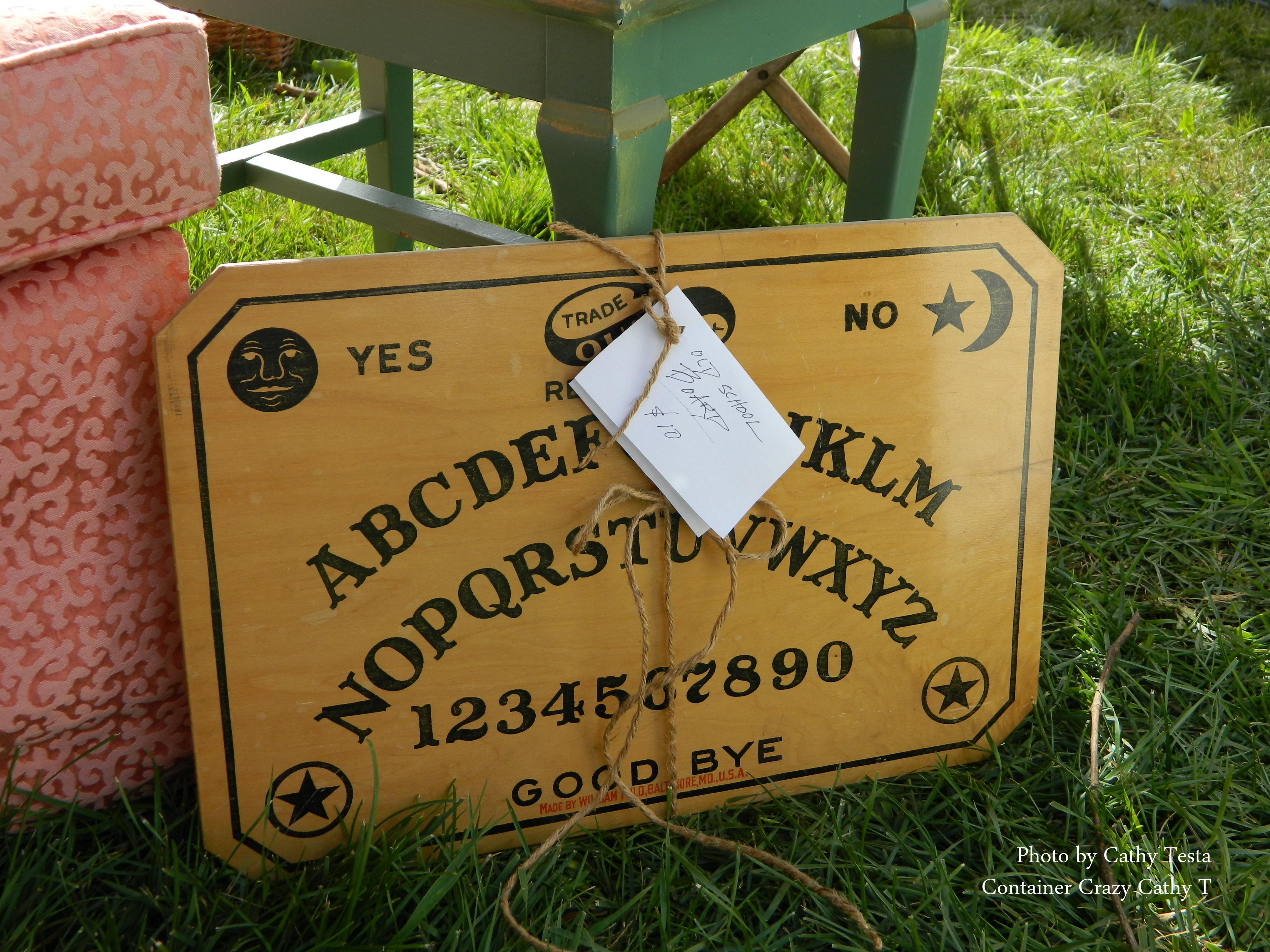 Scoring Garden Art at Antique Shows & Vintage Bazaars   Container ...