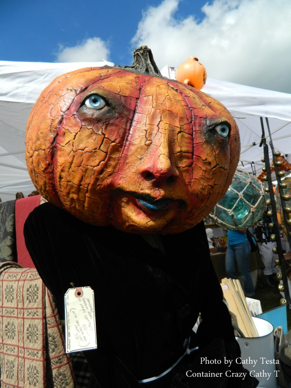 Amazing Pumpkin Heads