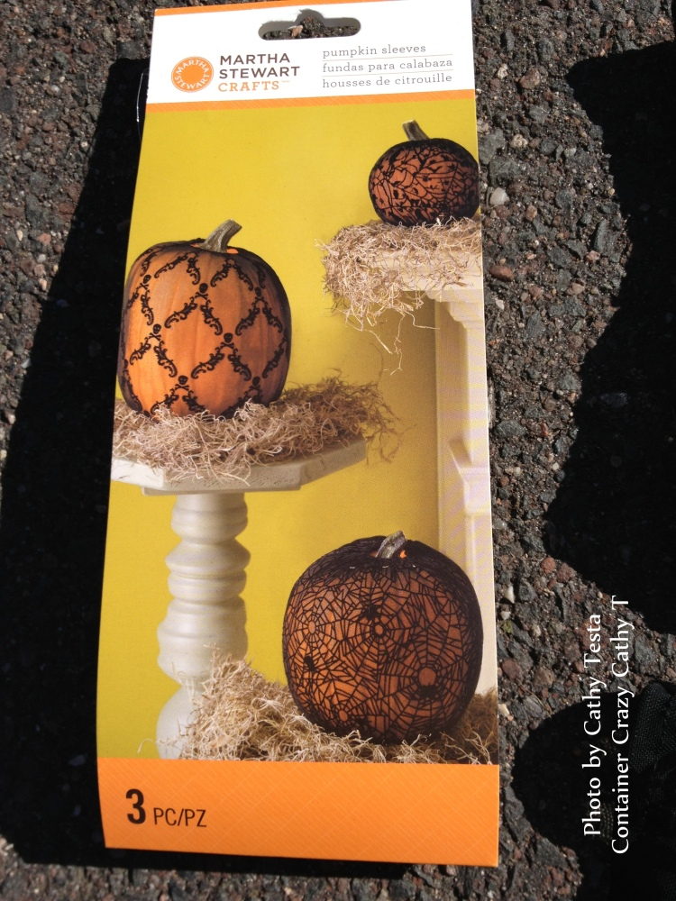 Pimping Pumpkins with Nylon and Bling-Bling (2/6)