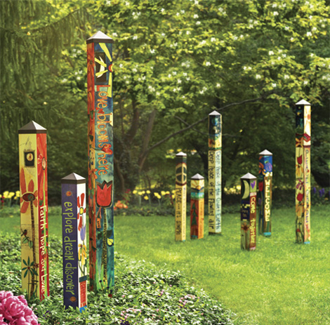 Image courtsey of Magnet Works/Art Poles by Studio M