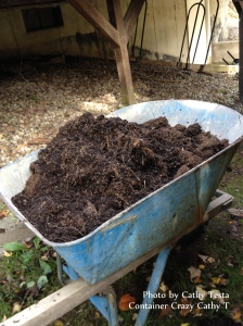 Soil from Containers
