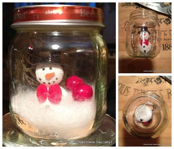 Mini Snowman Jar_0002