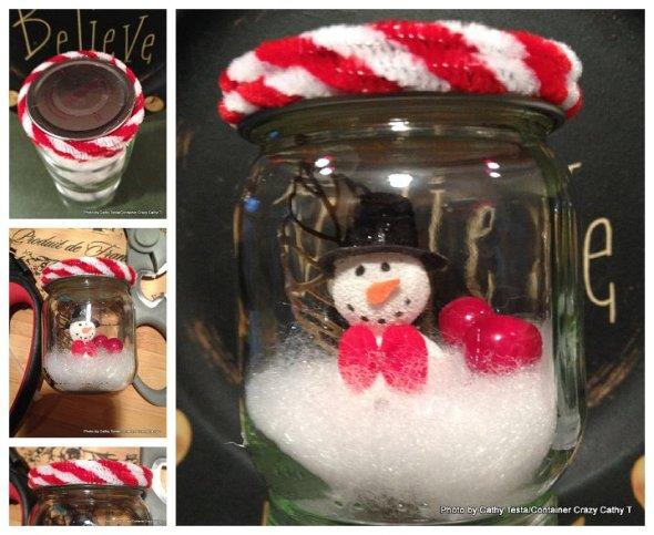 Mini Snowman Jar_0003