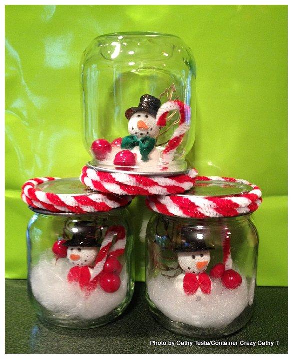 Mini Snowman Jar_0008