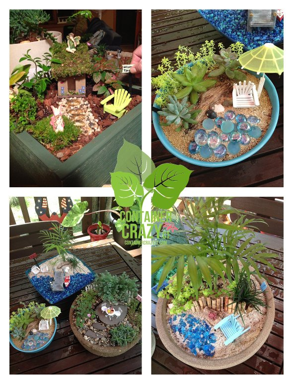 Creates by Gardening Inspirations and Attendees