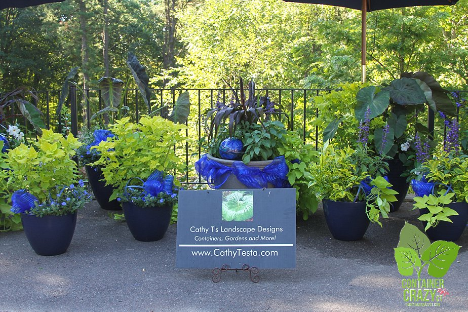 Container Gardens for Special Events - It Just Makes Sense