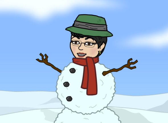 Cathy T - Photo by Bitstrips
