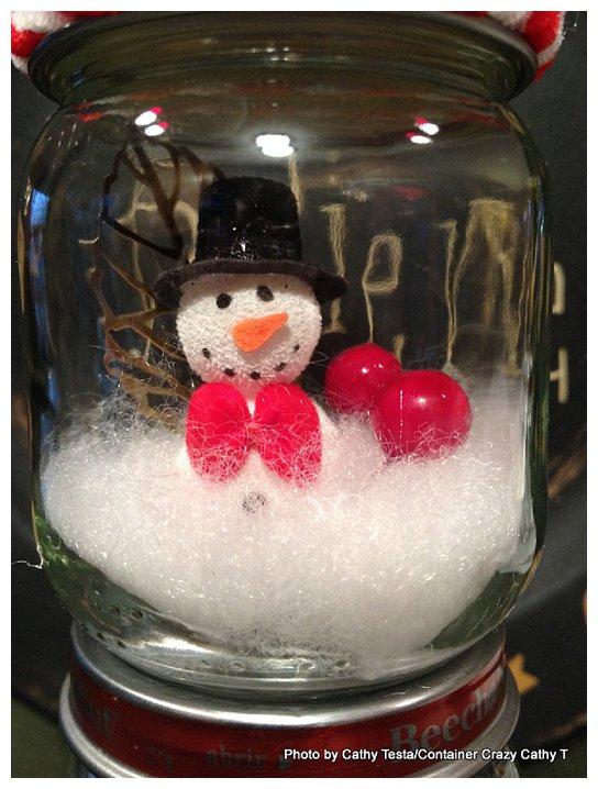 Mini Snowman Jar_0005