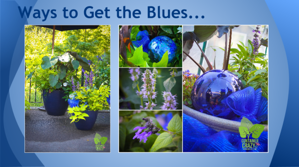 Ways to Get the Blues