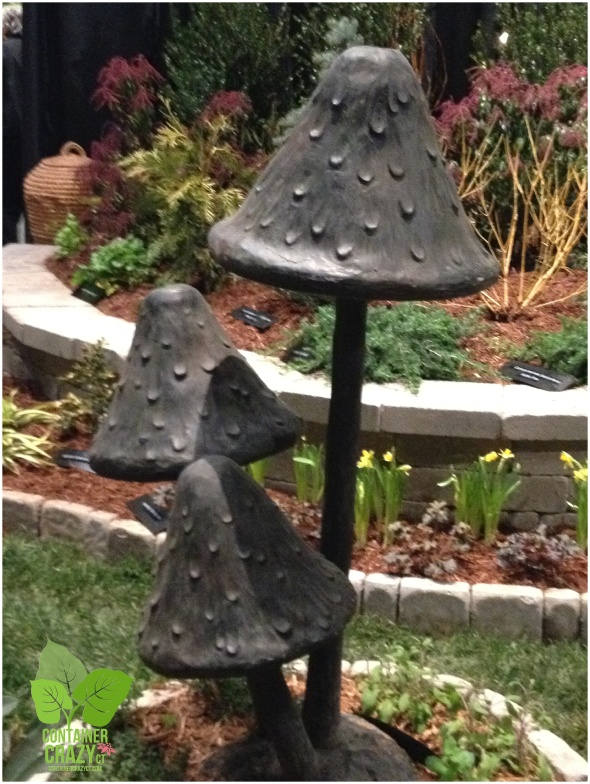 Encore Landscaping - Love those mushrooms