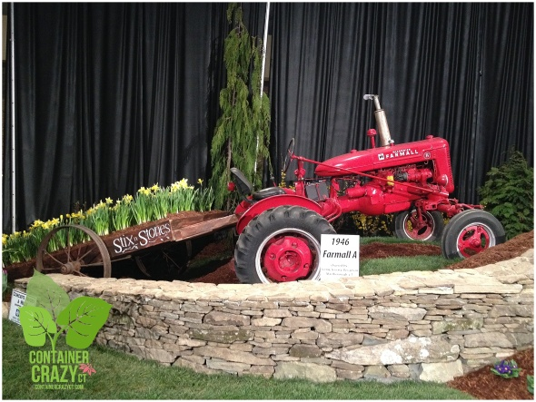 Display at the CT Flower and Garden Show 2015