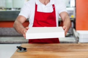 Pls Take Your Order by Stockimages