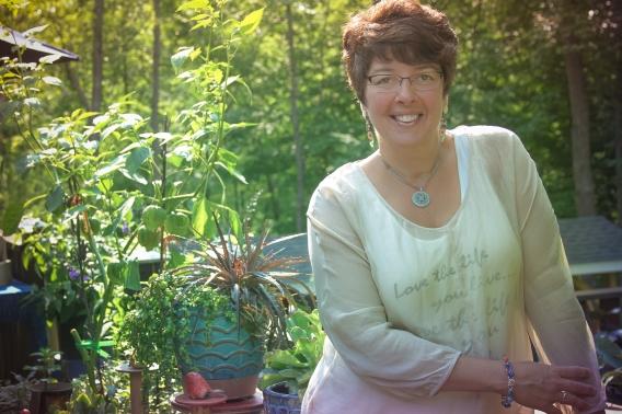 Cathy Testa of ContainerCrazyCT Blog