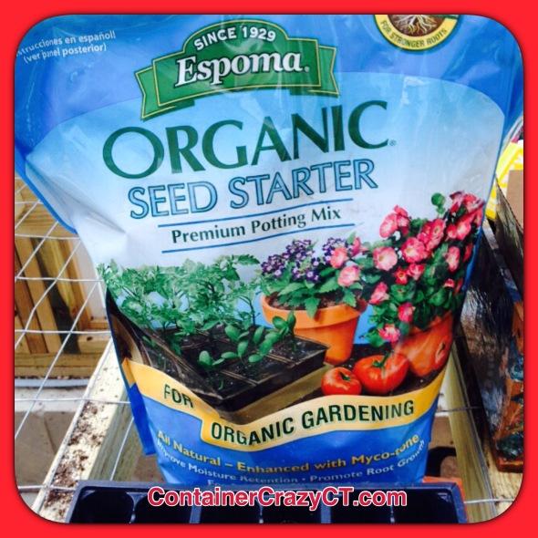 Espoma Seed Starter