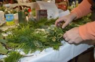 Hands on Wreath