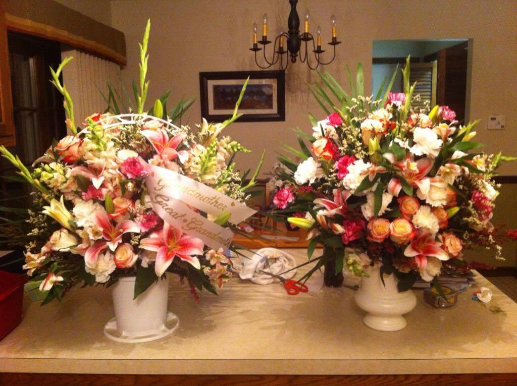 Funeral Arrangements by JEM