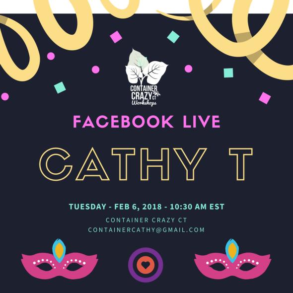 2018 FB Live Feb