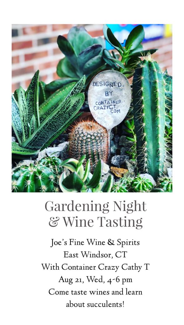 Joes Fine Wine Flyer