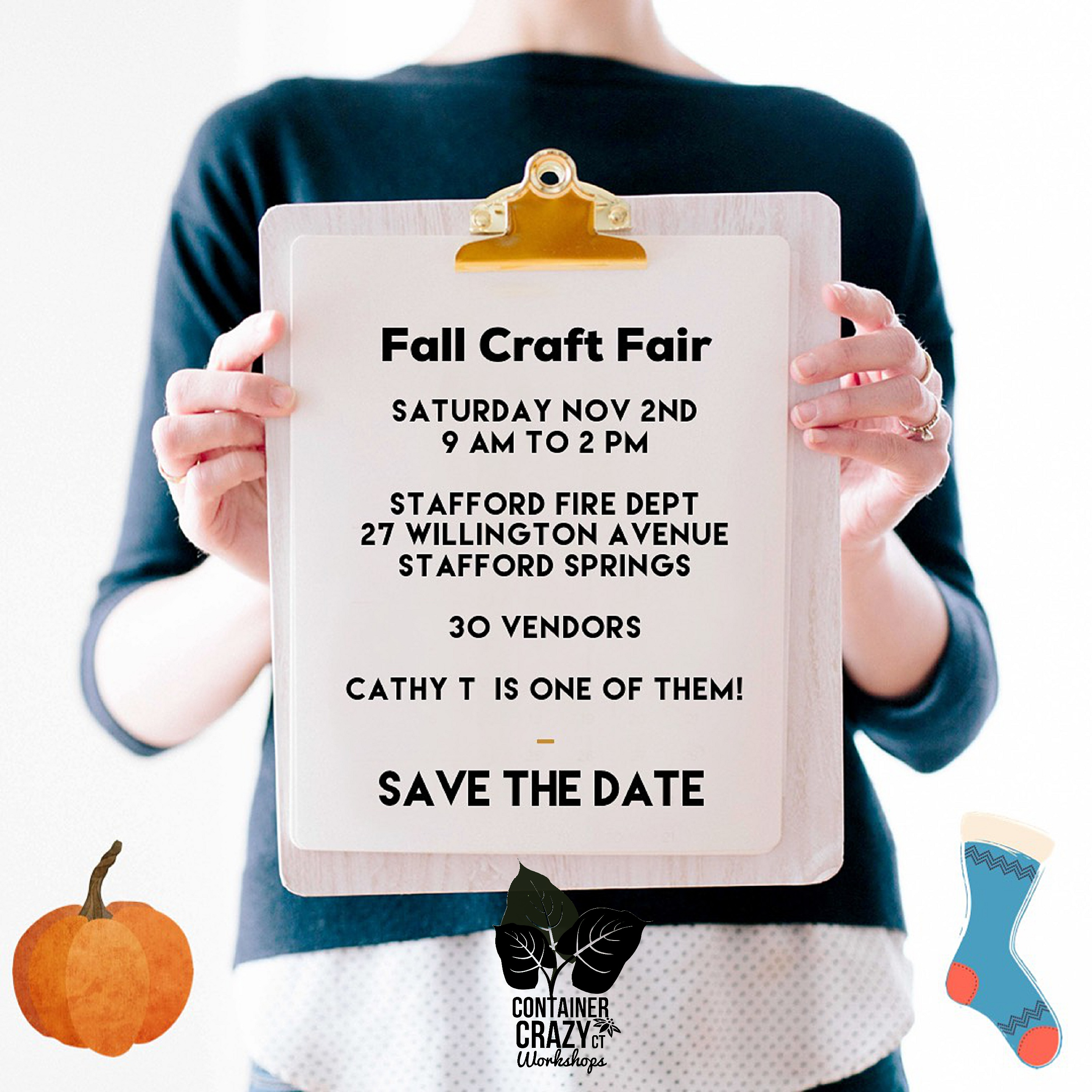 Fall Craft Fair 2019 by C Testa Copywrite_0001