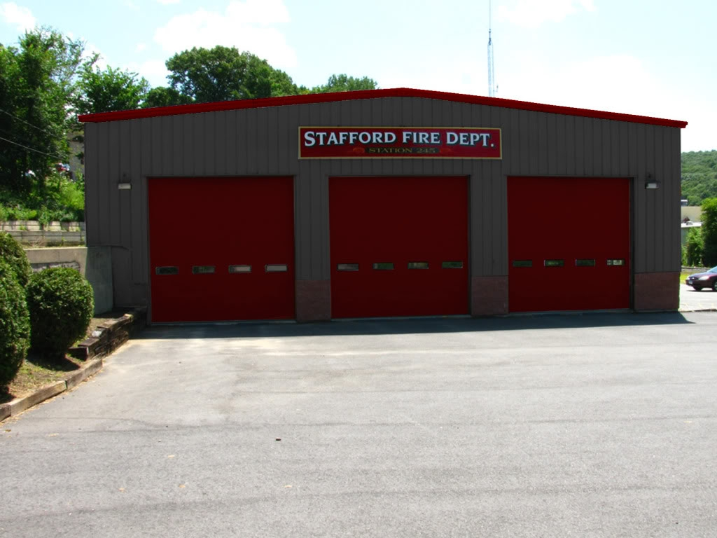 Stafford Fire Dept Building